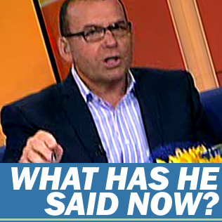 Another Paul Henry outburst