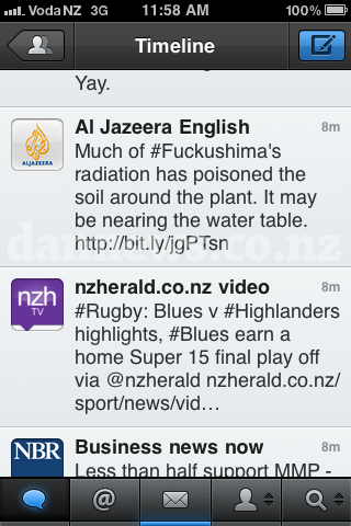 Something on the mind Al Jazeera?