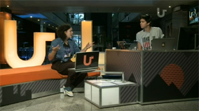 Video: U Live host gets down to Michael Jackson