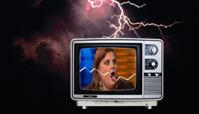 Lightning strike knocks out TV3/Four