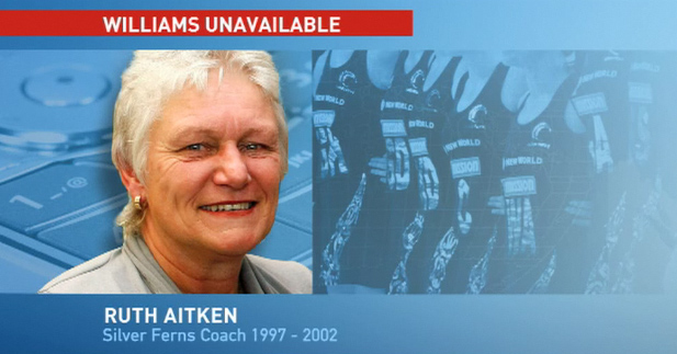 Whoops. That's not Ruth Aitken