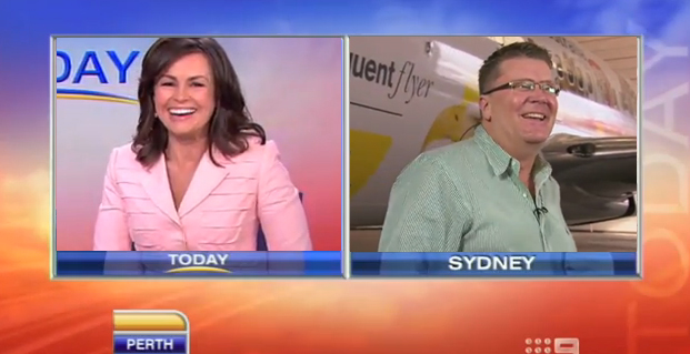 Video: Today host tells guest 'You got a big one!'