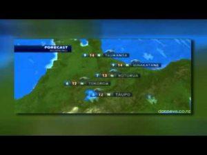 VIDEO: Weirdest weather script ever?