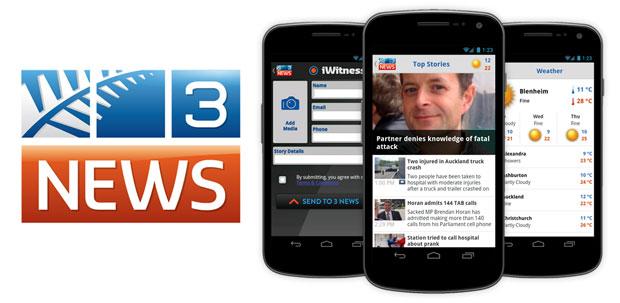 3News-Android-App-Header