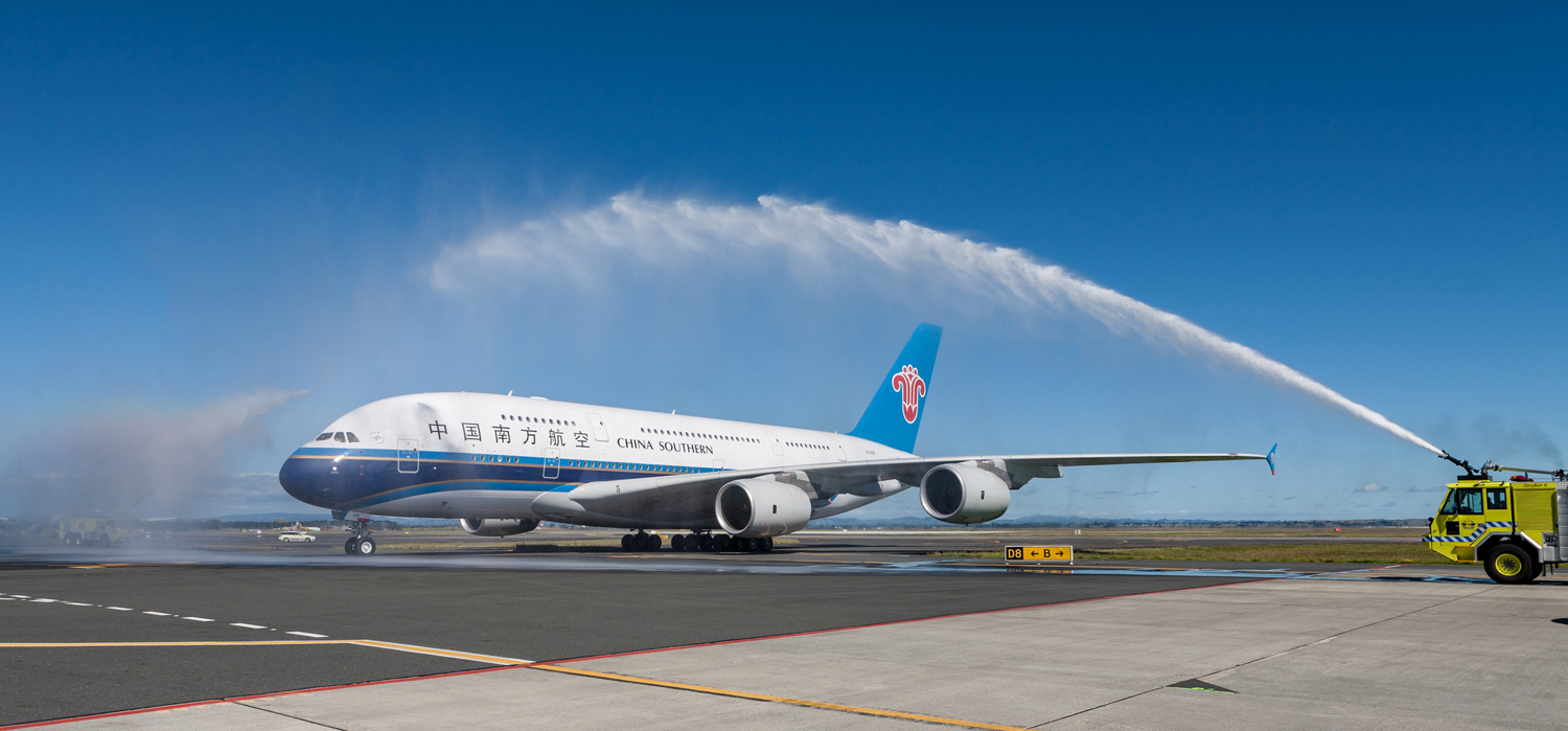 A380 - CHINA SOUTHERN AIRLINES