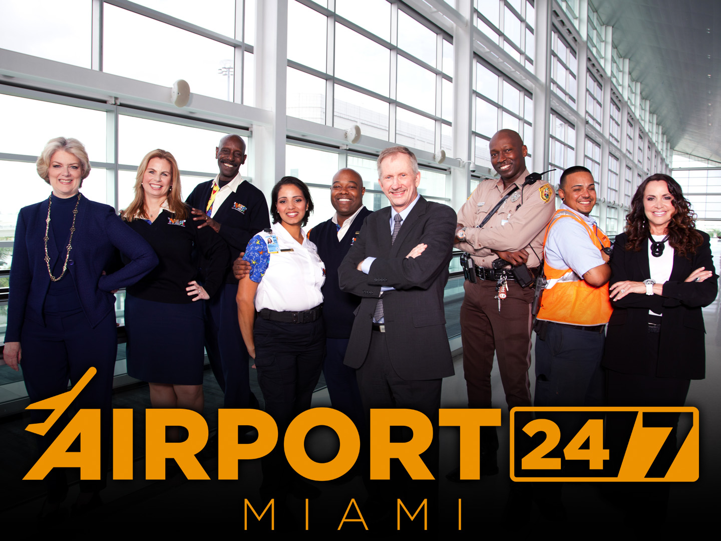Travel Channel's Airport 24/7: Miami