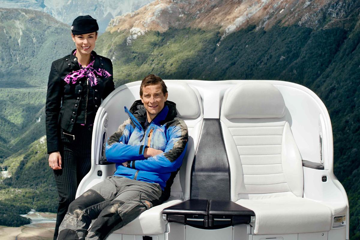 Air NZ Bear Essentials of Safety