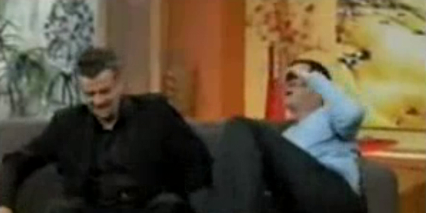 Blooper Watch: Hypnosis on the set of Good Morning