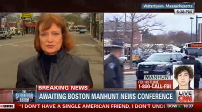 VIDEO: Worst line ever from a CNN reporter?