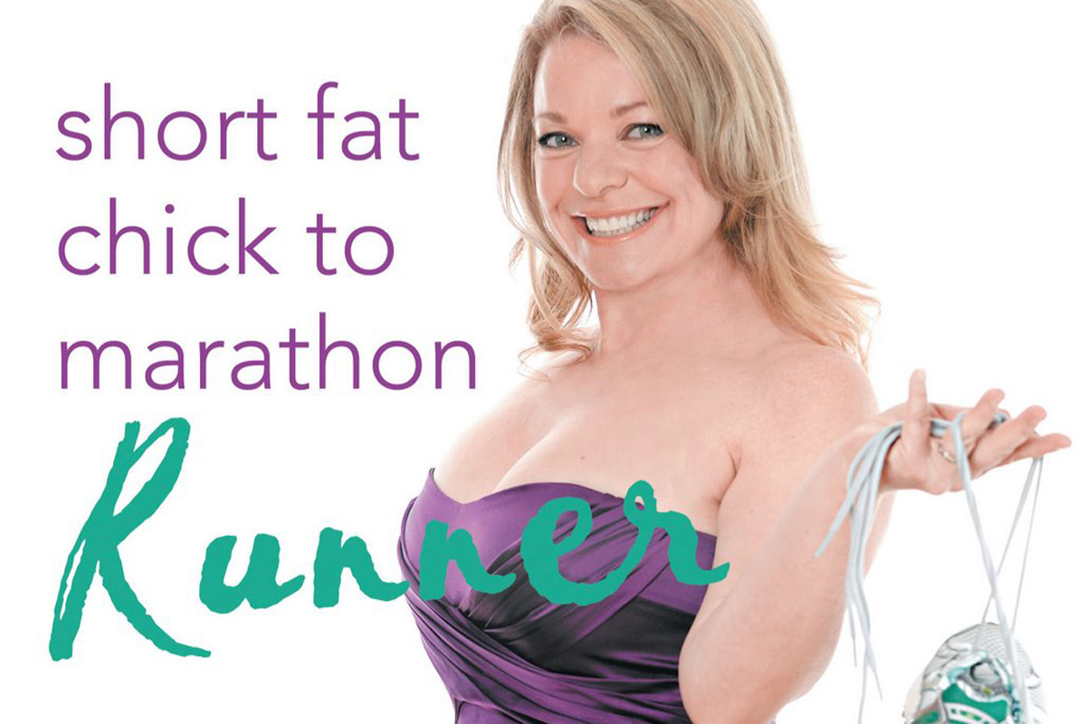 Short Fat Chick to Marathon Runner final cover