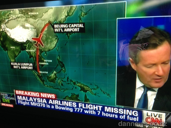 CNN can't even spell Boeing