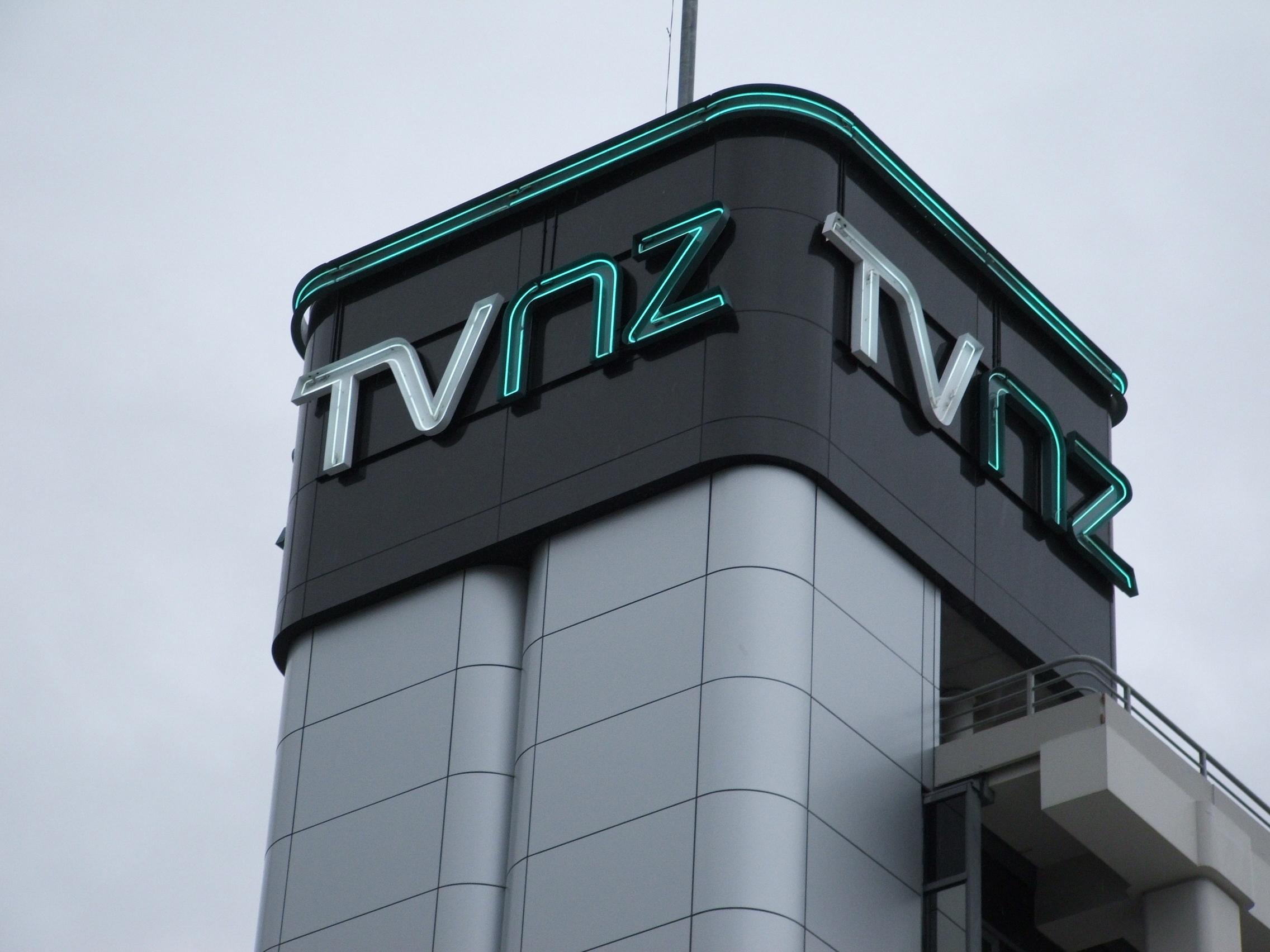 tvnz building
