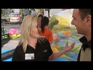 Funny TV: Weather meets Wipeout