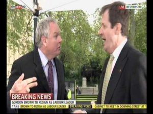 News Blooper: Boulton blows up live on Sky News