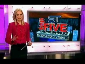 TV3's Penny makes a muck-up live on air