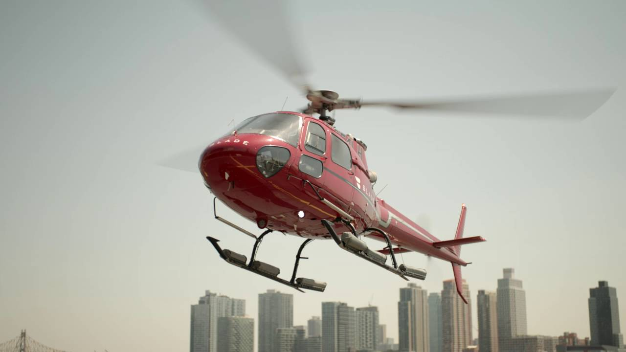 Delta joins forces with 'The Uber for Helicopters' in New York