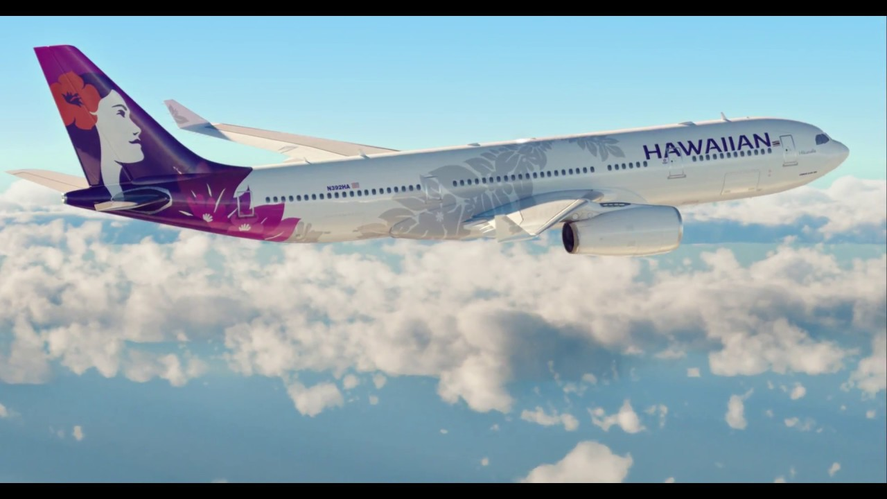 Hawaiian Airlines Unveils New Brand and Livery