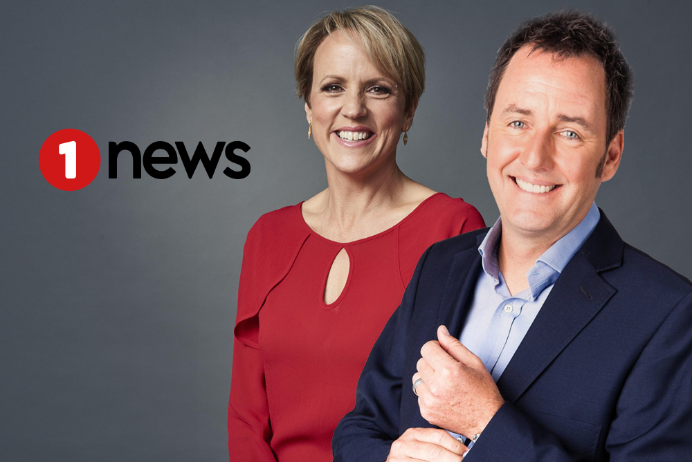 Hosking and Hilary TVNZ's pick for election night