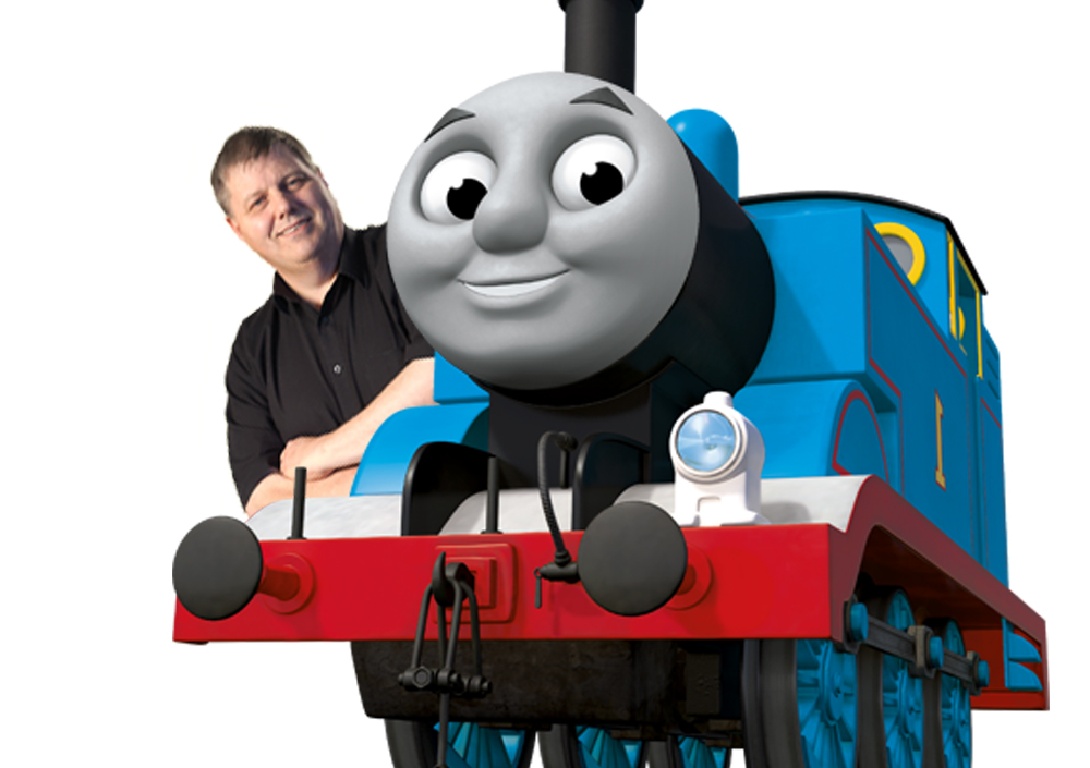 All aboard the Bruce Russell train. Or is that Bruce Rail? #awkwardZB