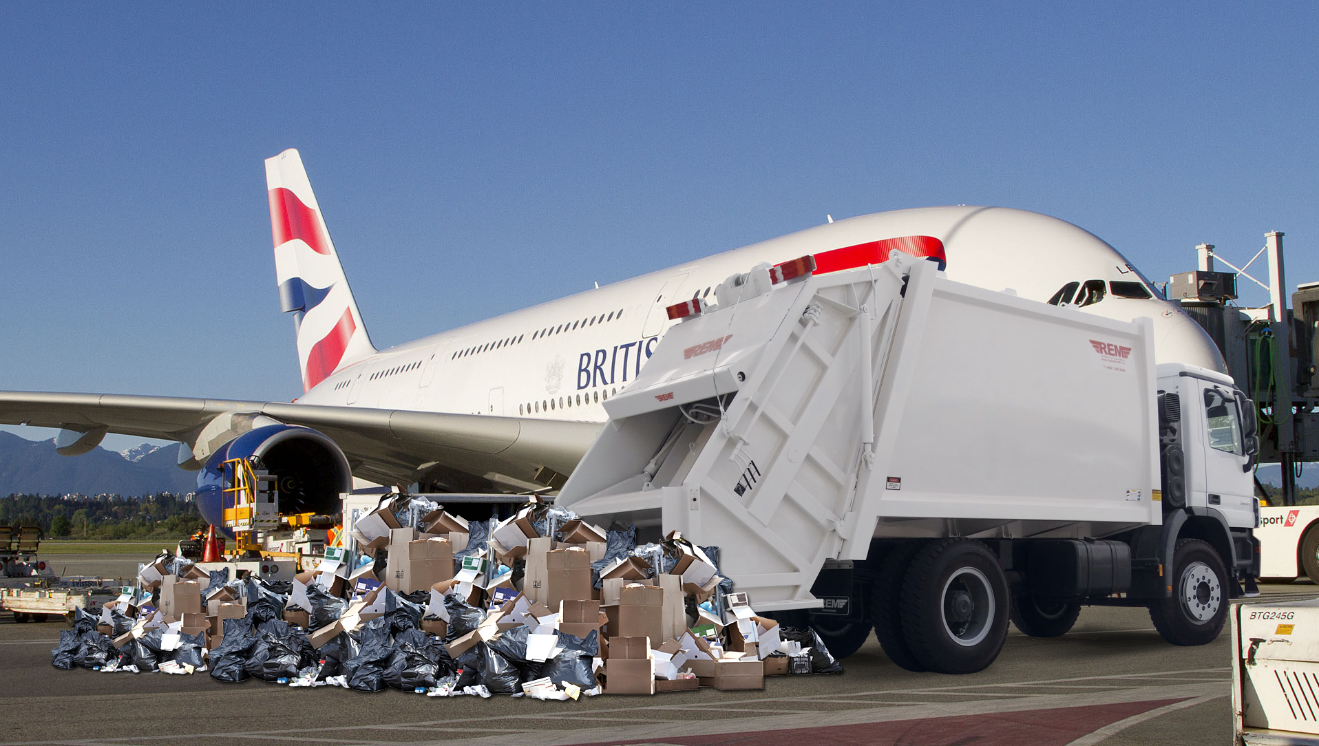 Does British Airways have the solution to our fuel crisis?