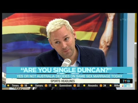 Steven Oates on THREE's The AM Show
