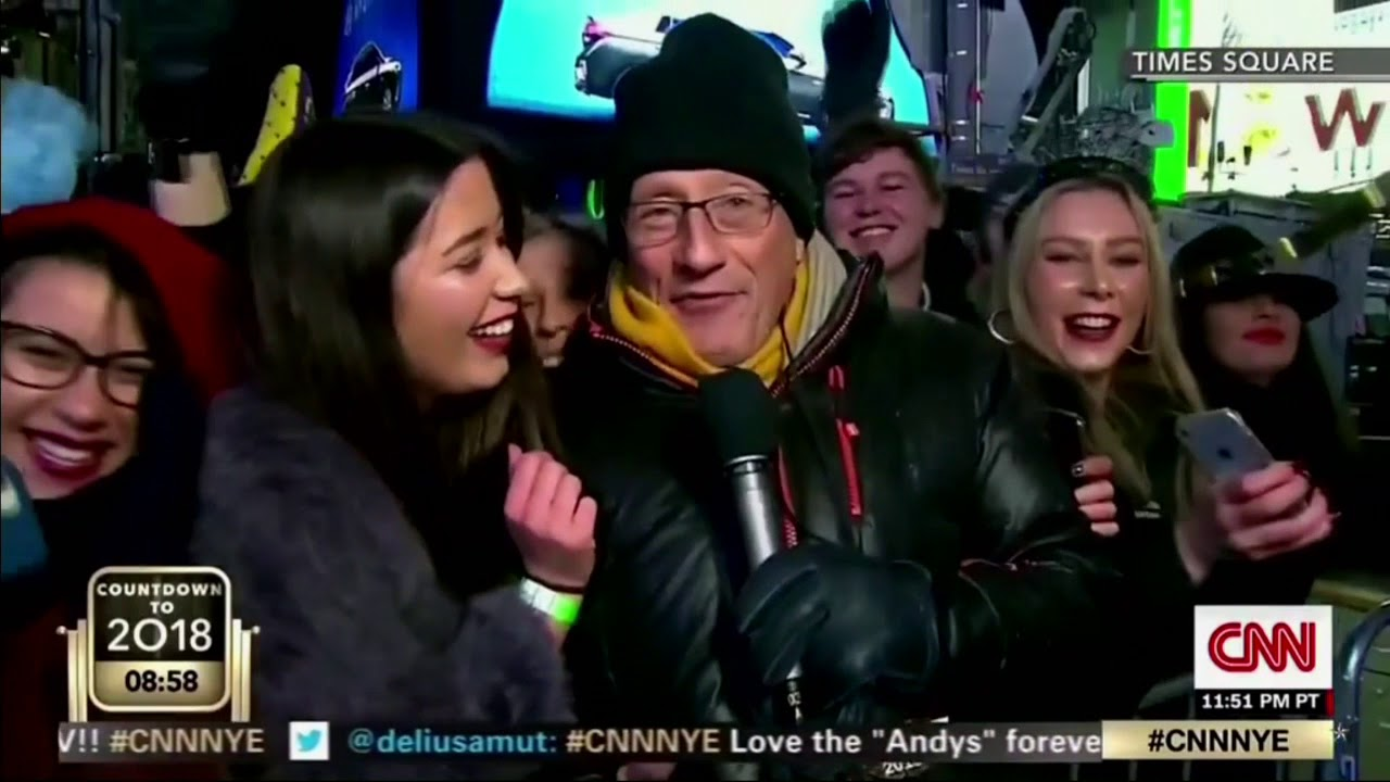 CNN New Year's Eve: Drunk News